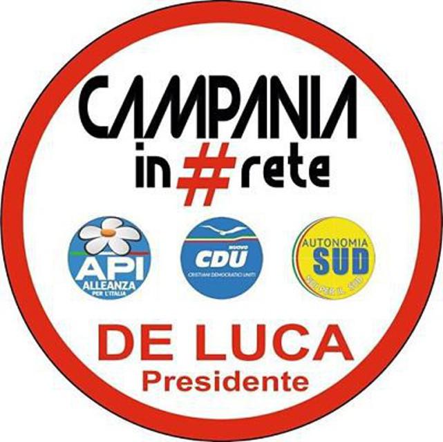 """Campania in rete, la lista sulla quale si innesta la polemica sugli """"impresentabili"""""""